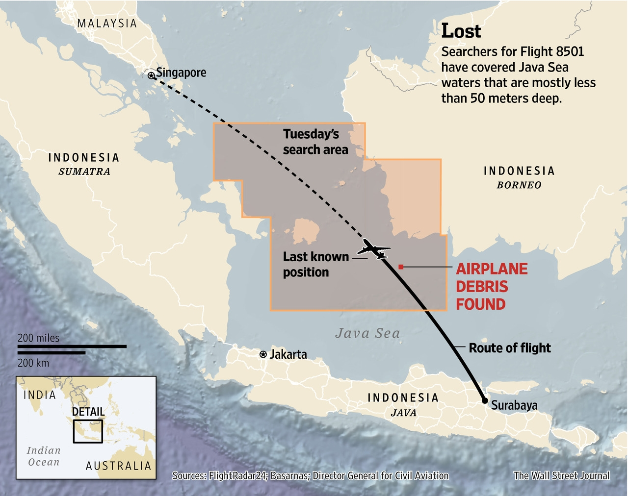 据twitter上网友消息,亚航另有一架客机在菲律宾长滩岛卡里波机场冲出