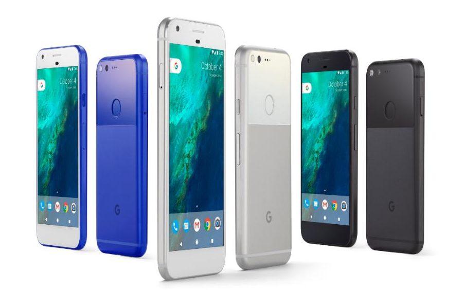 "iPhone的劲敌来了 首款""谷歌造""手机Pixel问世"