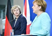 硬碰硬!英国首相May竞选宣言要求控制欧盟移民 默克尔警告将付出代价