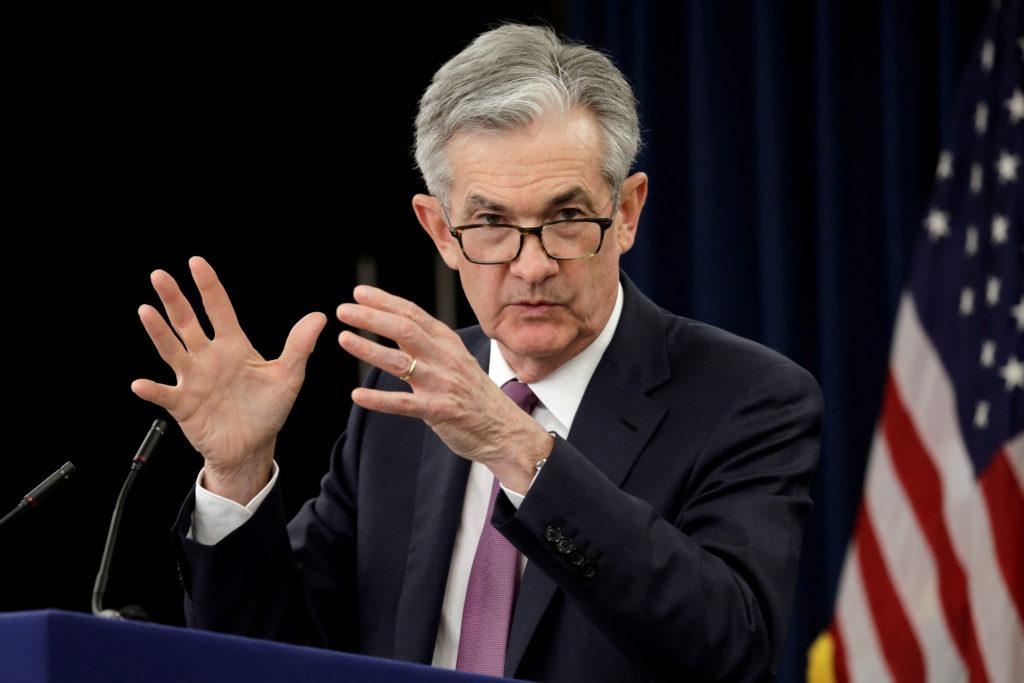 鲍威尔:夏季发布美国版央行数字货币报告,非稳定币的数字货币是低效支付机制