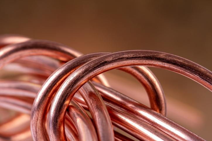 期铜:铜价盘中四连涨 基础金属多数走强