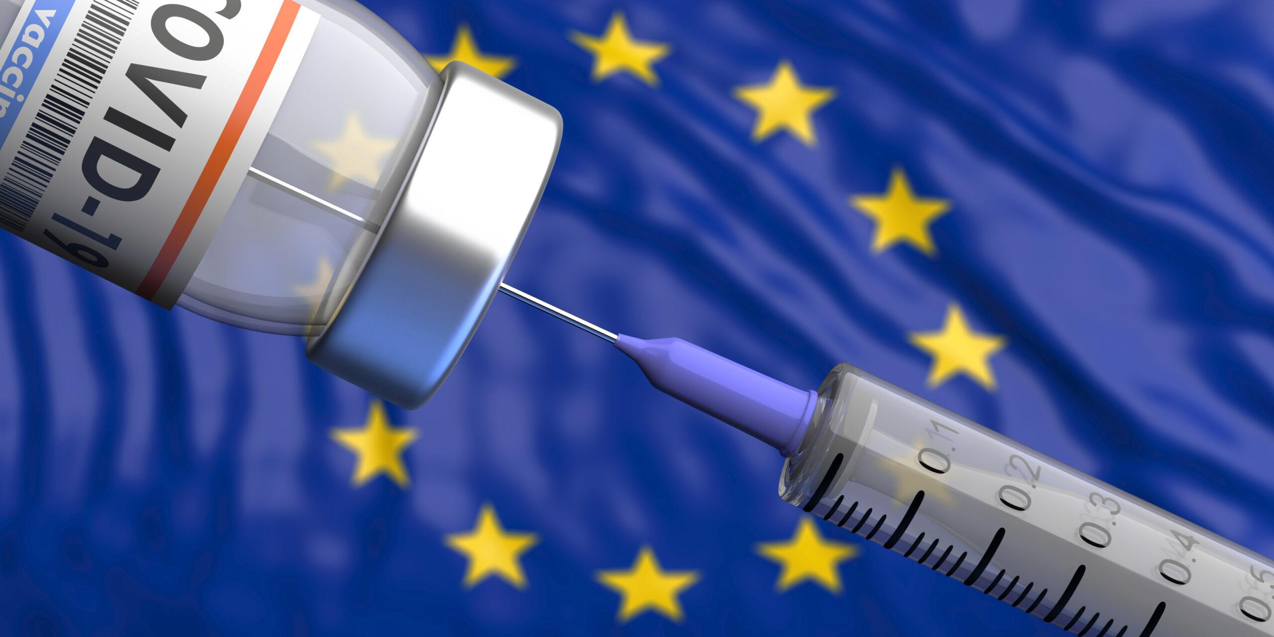新冠疫苗|欧盟计划收紧疫苗出口,先不给英国了!