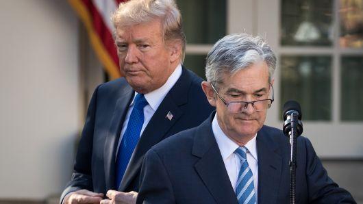 「FOMC關鍵決議前夕,特朗普再次警告美聯儲不要犯錯」的圖片搜尋結果