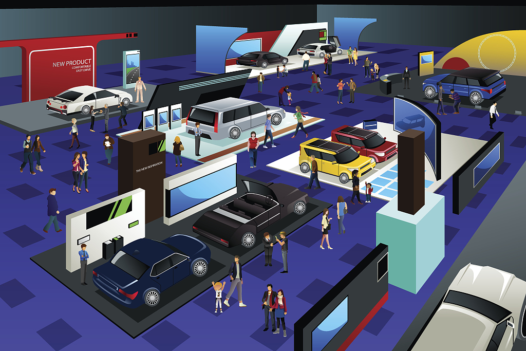 电动汽车|别被特斯拉抢了风头,变化才是上海车展的关键