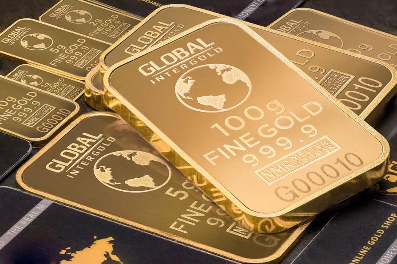 抛比特币买黄金?黄金涨至4个月来最高点!