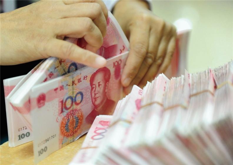 中国7月新增社融1.06万亿 M2同比增长8.3%