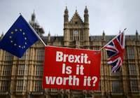 """背叛与欺骗:支持退欧的英国人""""哭晕了"""""""