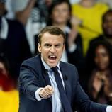 马克龙首轮支持率反超勒庞 法国股市逾一年来首次突破5000点关口