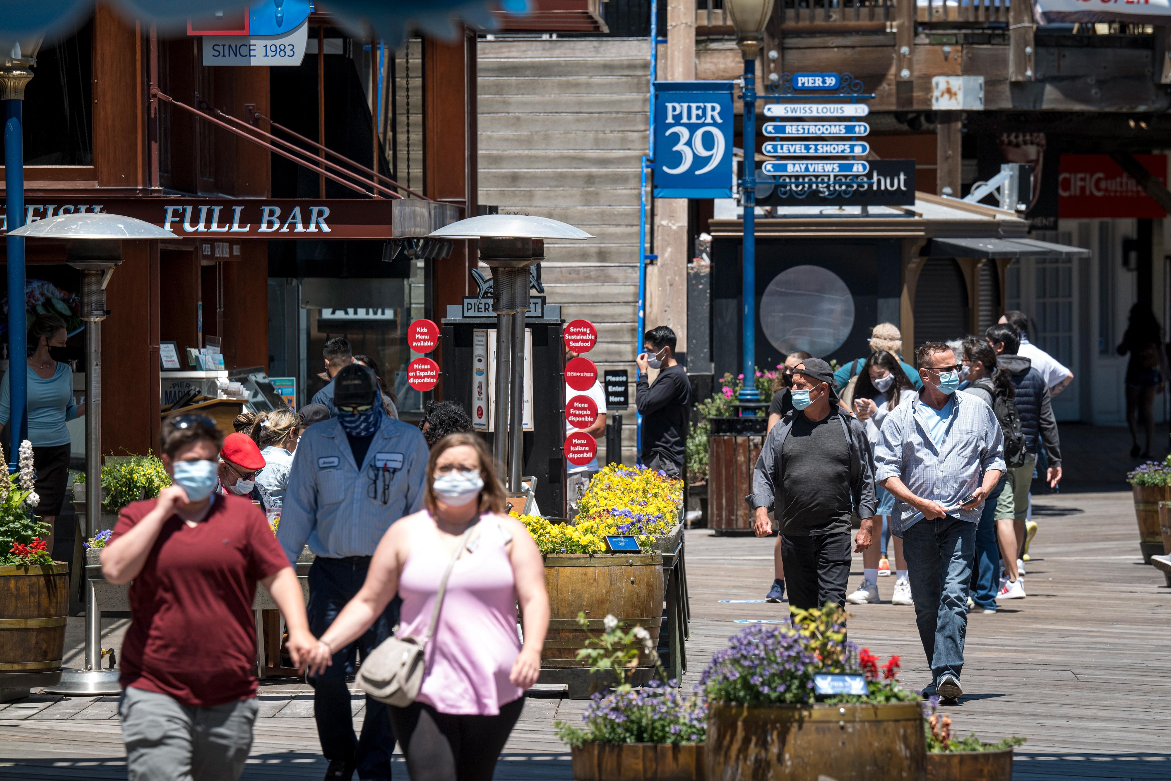 """新冠疫情 高盛:不用过度担心,Delta病毒对经济影响""""温和"""""""