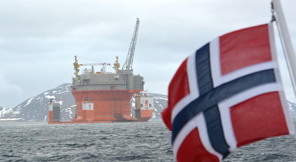 """石油巨头的""""紧箍咒""""来了:全球最大主权财富基金盯紧减排"""