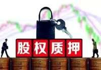 股权质押现状与风险测算