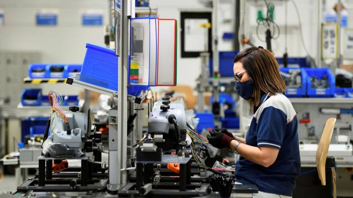 滞胀信号?美国4月工厂订单大跌 结束连续11个月上升势头