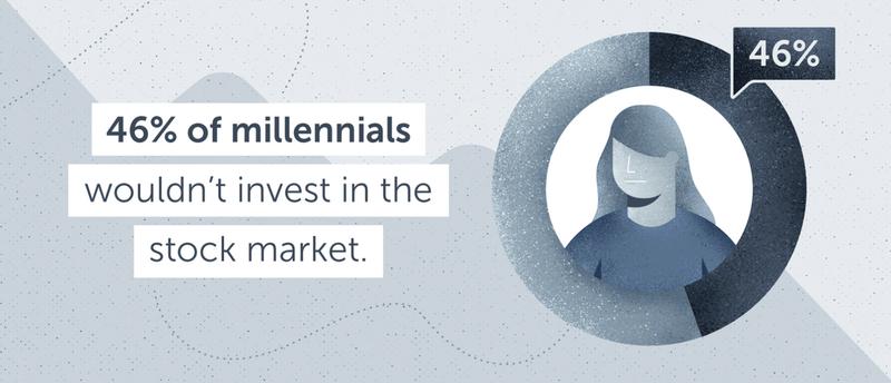 《美国千禧一代的股市恐惧症:即便有钱 也不入市 - 华尔街见闻》