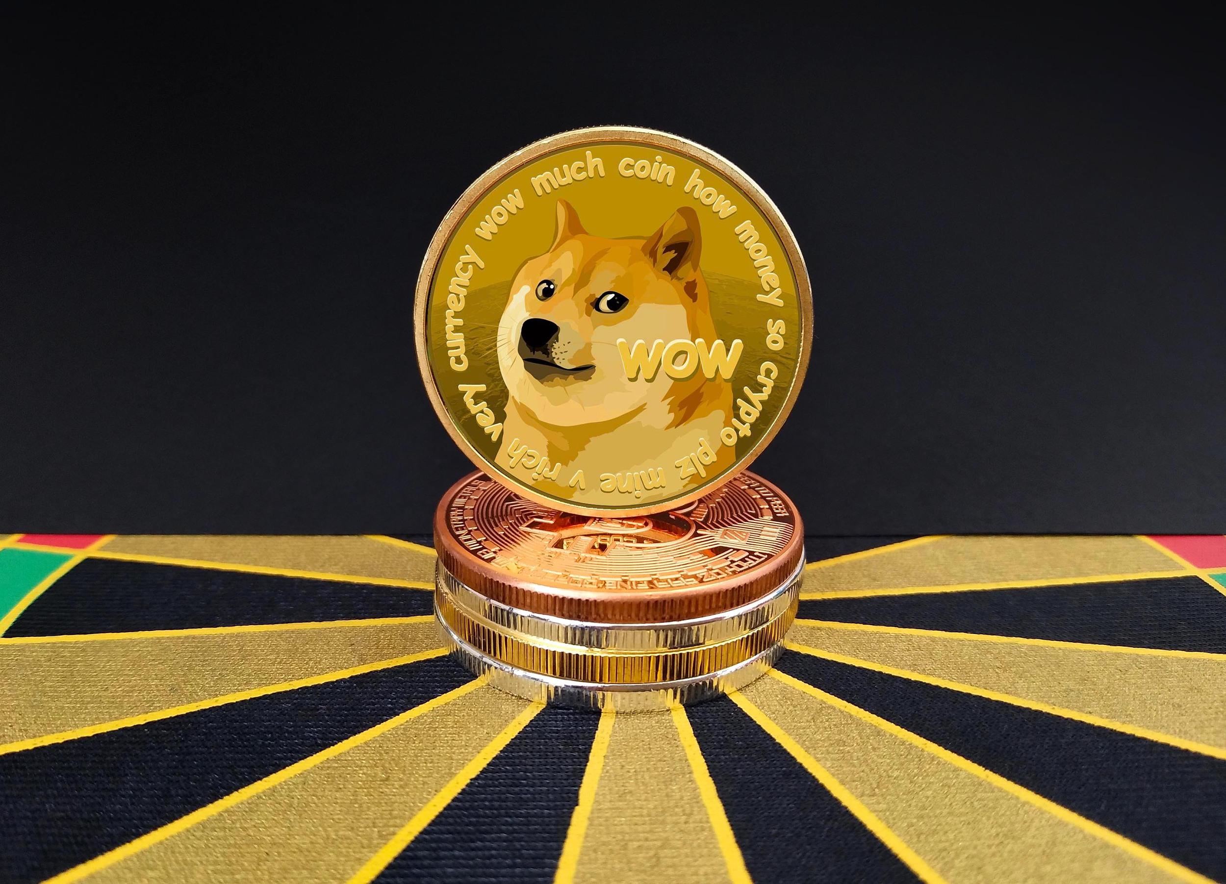 数字货币|市场荒诞剧?今年最牛的资产:暴涨118倍的狗狗币!