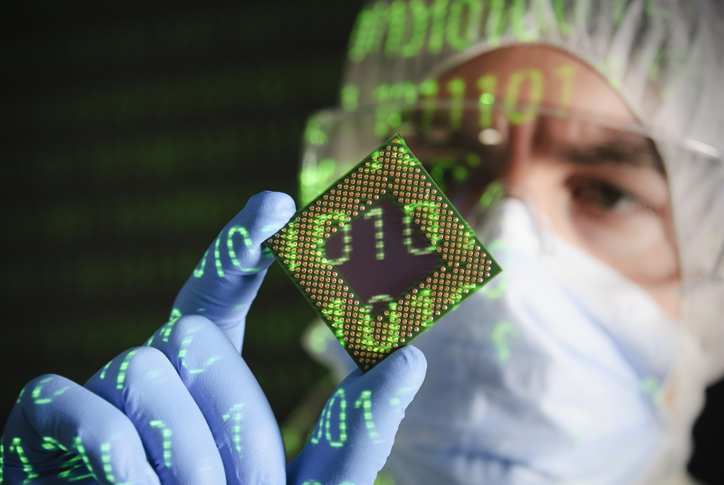 全球芯片投资狂潮!韩国之后 美参议员拟公布520亿美元芯片投资计划