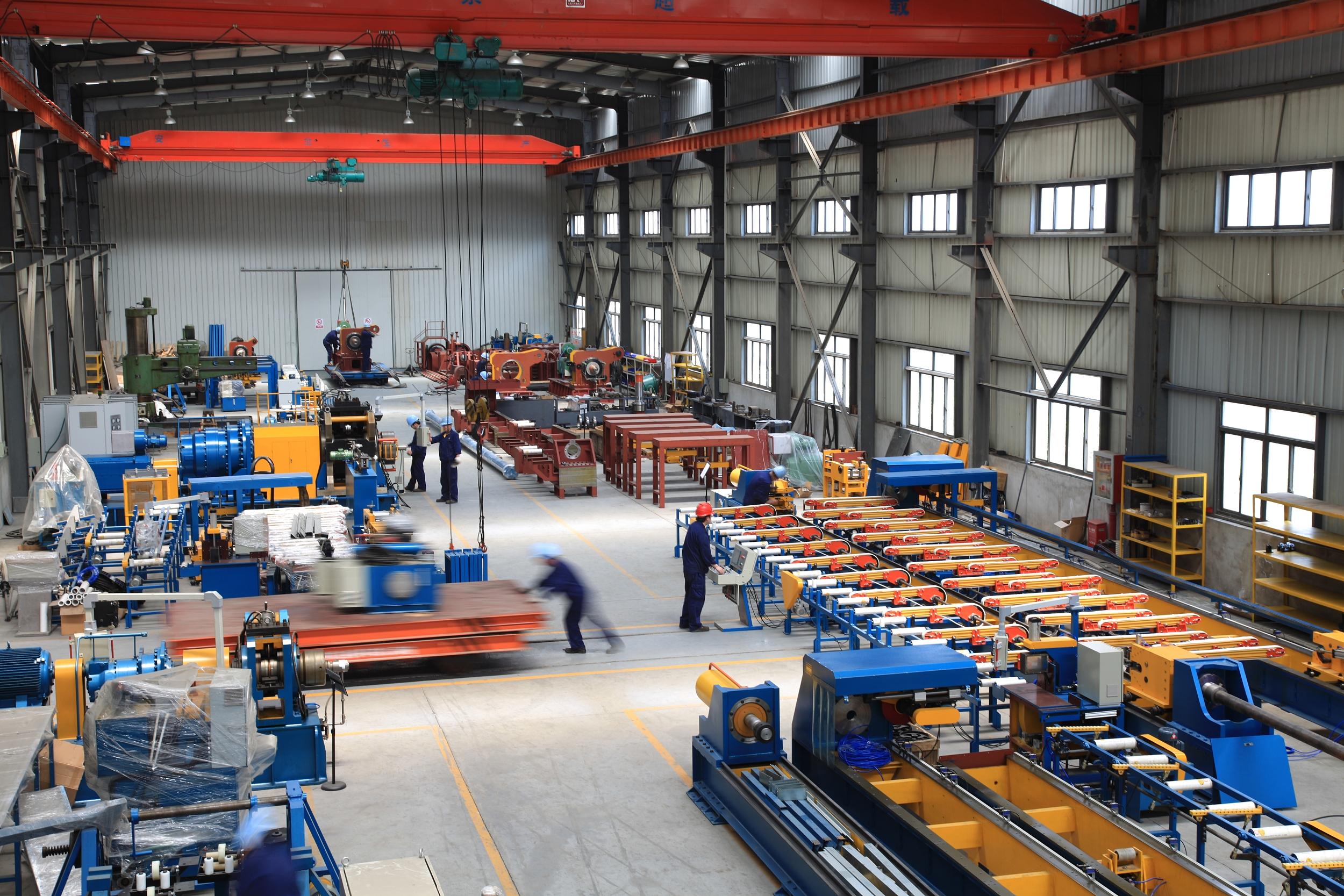中国4月规模以上工业企业利润同比增长57%,保持较快增长
