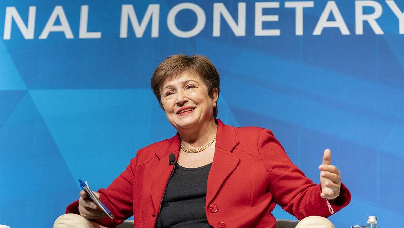 全球经济展望:IMF将上修今明两年全球经济预期