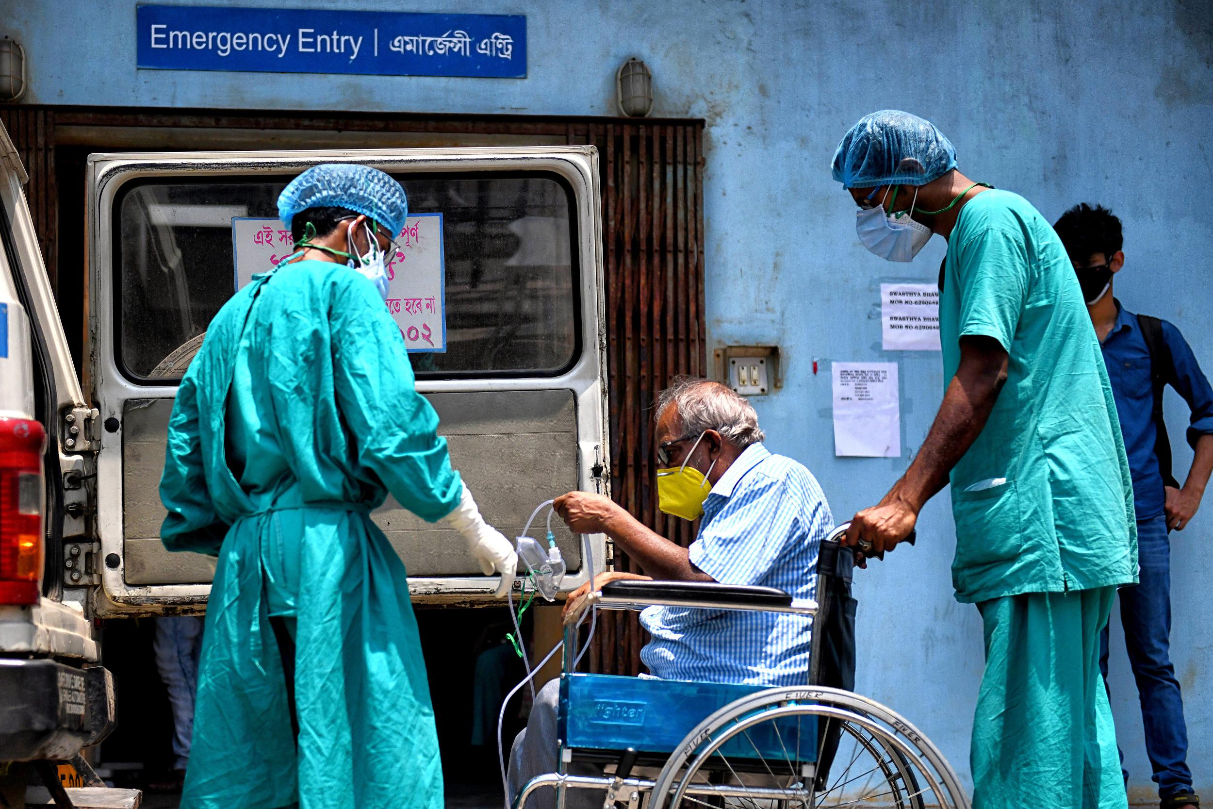 新冠疫情|亚洲疫情凶猛,印度确诊死亡创新高,曼谷将封城,日本奥运或停摆?