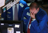特朗普丑闻血洗美股 道指深跌370点 VIX暴涨近50% 金价站上1260美元