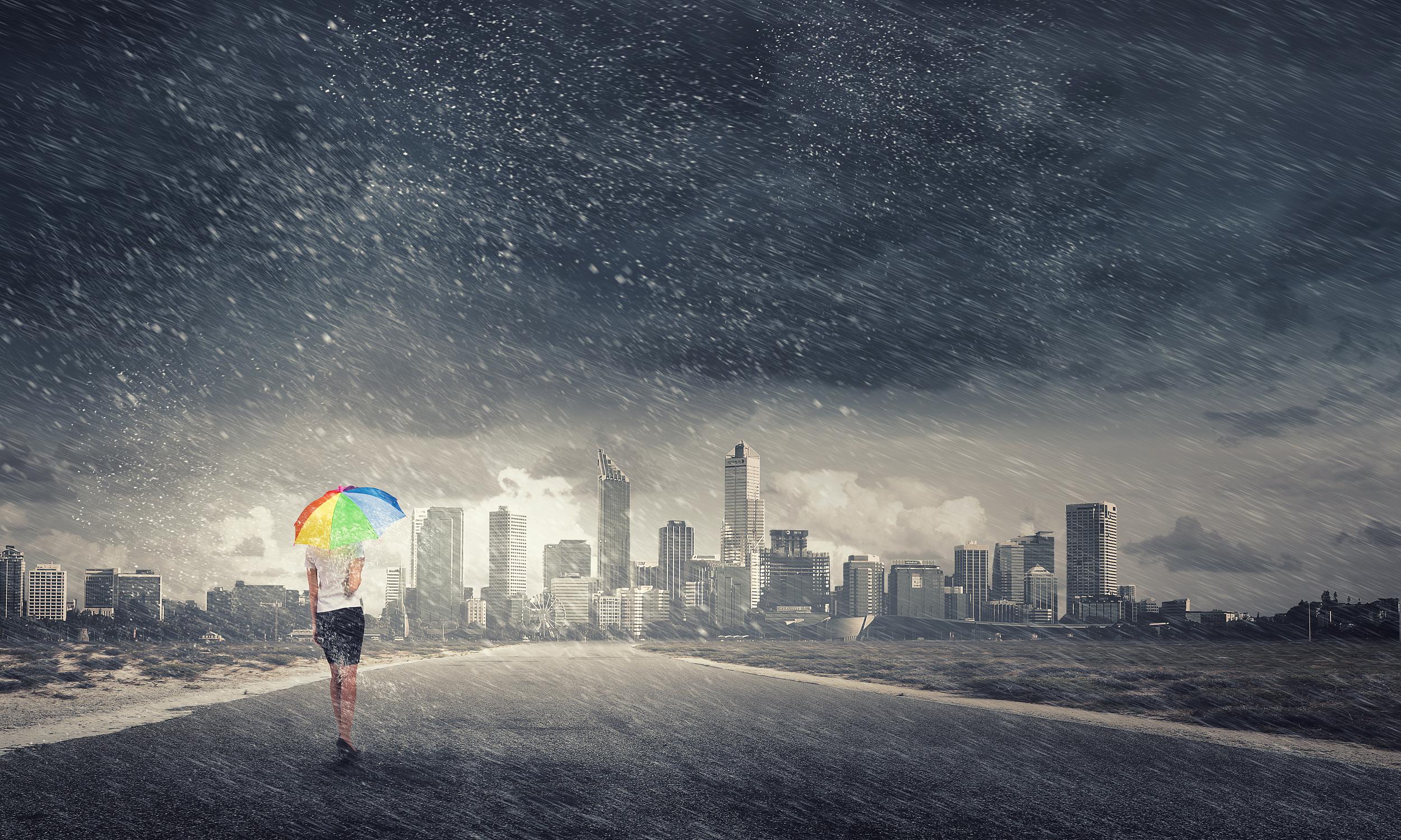 经济 寒潮、干旱、暴雨......全球极端天气频发,市场影响几何?