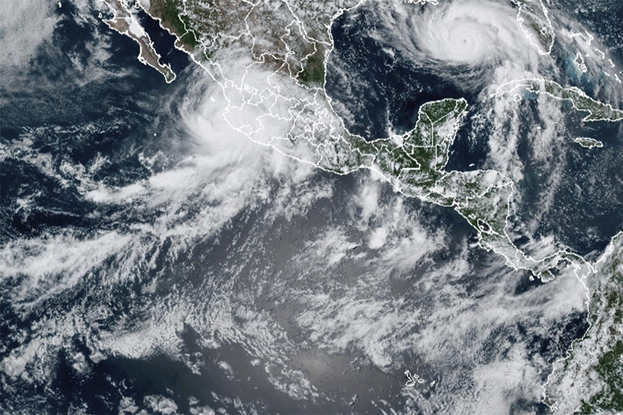 """油价 凶猛!飓风""""艾达""""对美国原油产出的影响史上最大"""