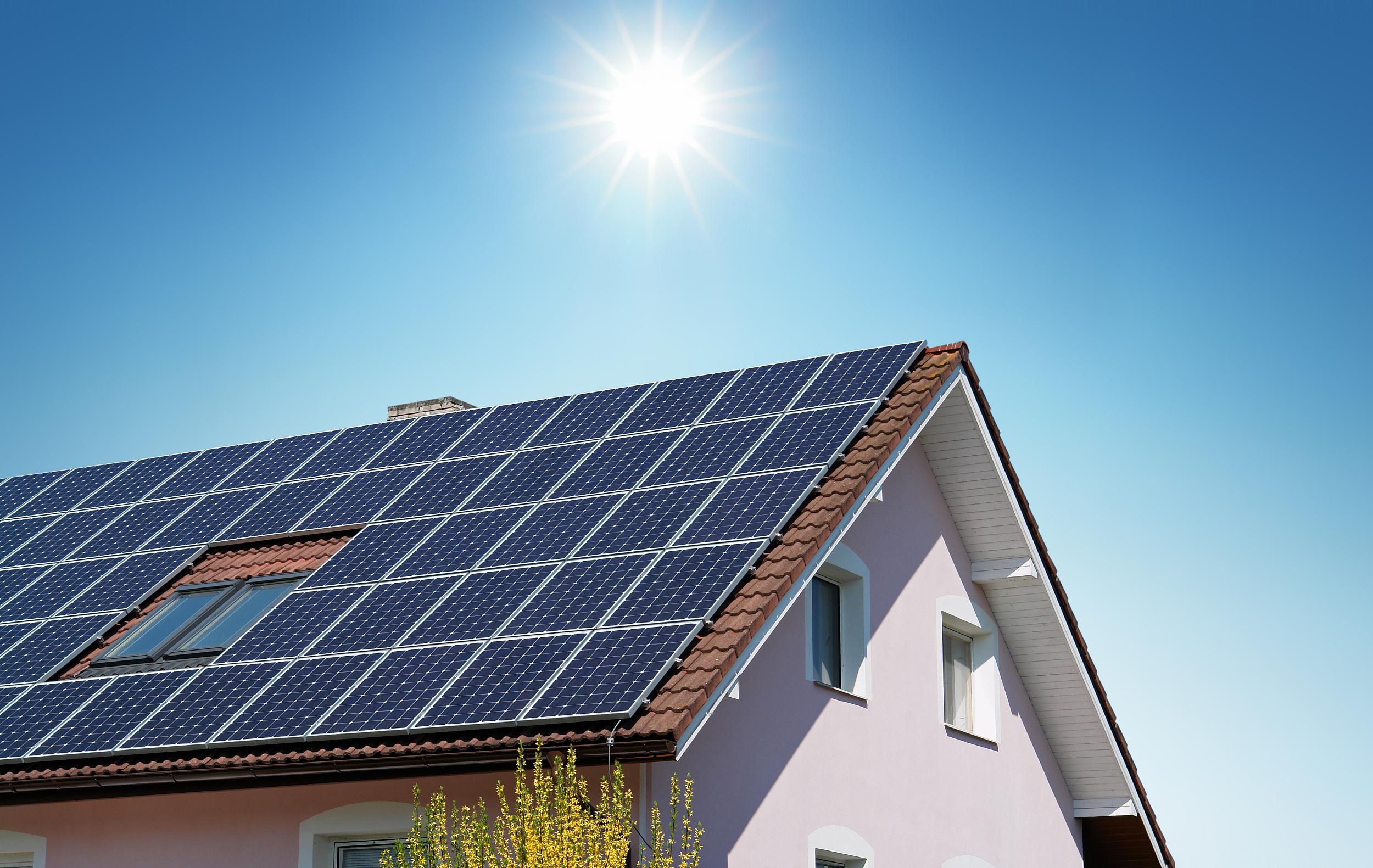 光伏|美国低碳方案:到2050年太阳能占比45%
