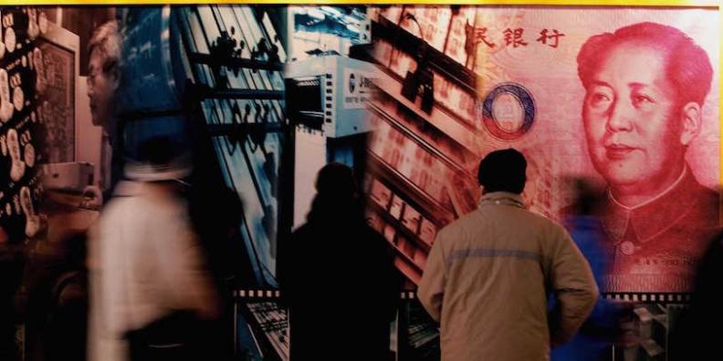 中国8月新增社融2.96万亿 M2同比增长8.2%