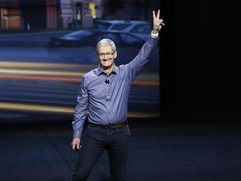 库克:去年iPhone以外收入千亿美元 这才是苹果未来