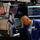 """美股再现""""1987式崩盘"""":道指暴跌1175点,史上最大单日下跌点数记录!"""