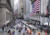 美股集体上涨 美元大跌 腾讯音乐上市首日收涨近8%