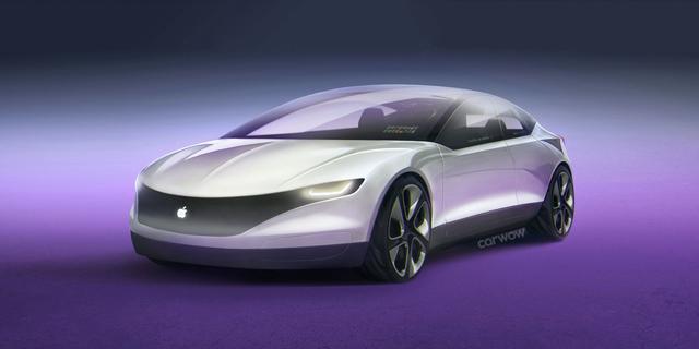 电动汽车 就在2024年!苹果汽车终于要来了?