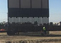 多图!特朗普的边境墙原来长这样