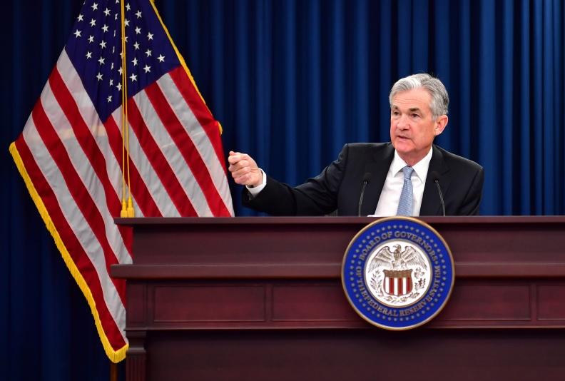 鲍威尔国会证词:经济复苏进程并不足以令美联储开始缩减QE