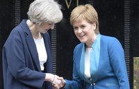 苏格兰议会69-59票支持独立公投 英镑兑美元下跌0.6%回吐本周涨幅