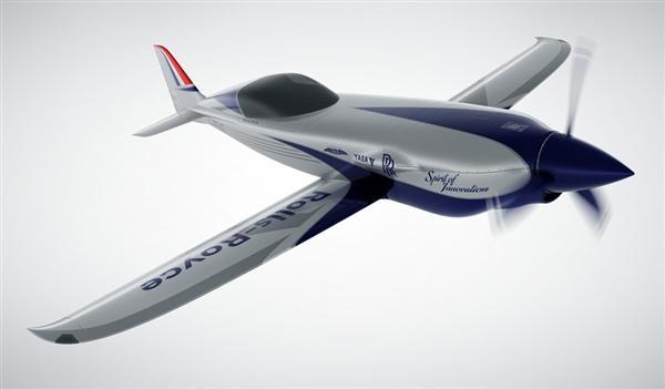 """飞了15分钟!Rolls-Royce首架电动飞机在英国成功""""处女航"""""""
