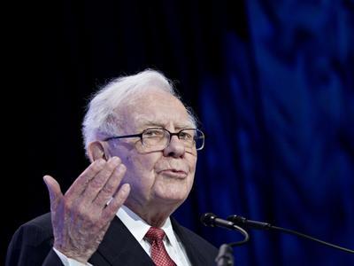 巴菲特:伯克希尔买入了亚马逊股票