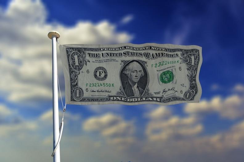 美元|这一轮全球大放水,谁会为美国买单?