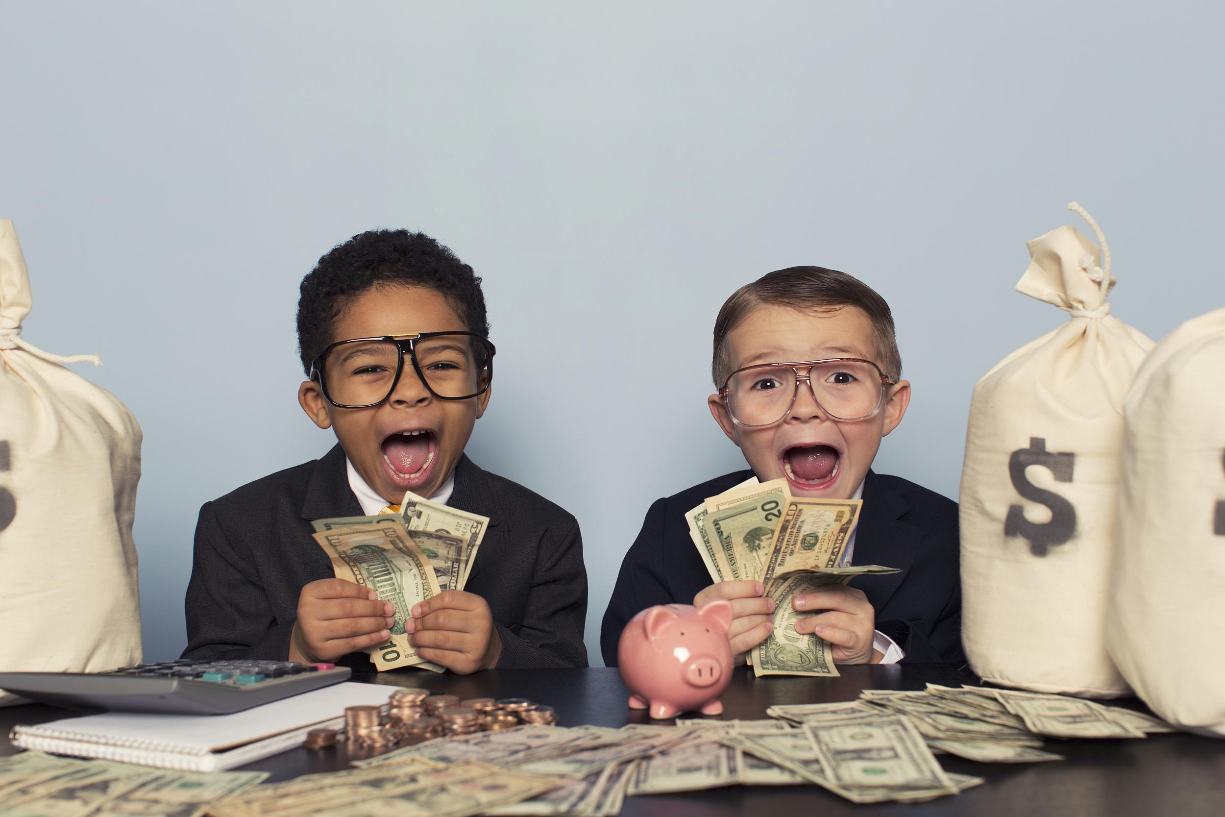 """印钞机下谁最赚?爆赚""""历史级""""利润,华尔街""""拯救美股"""""""