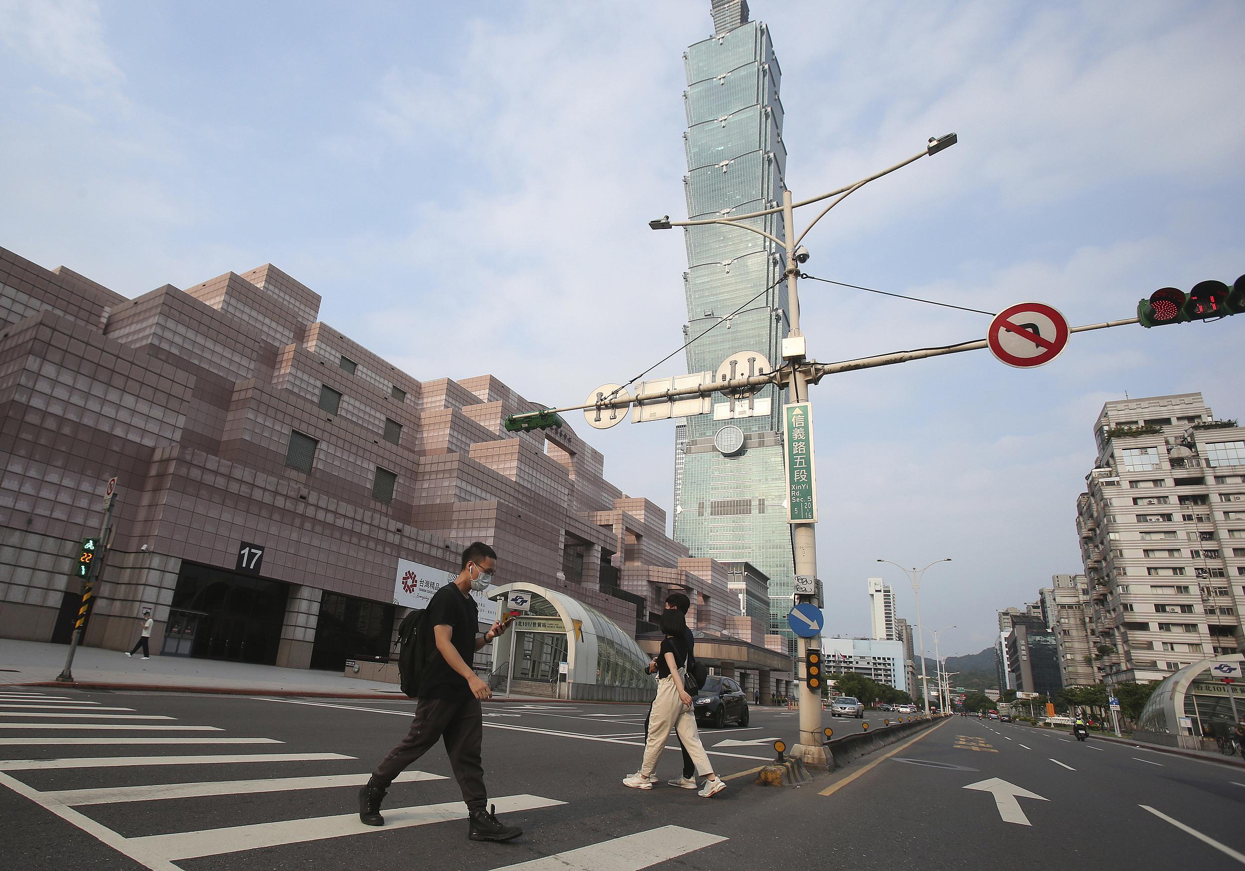 台湾疫情大暴发!台湾加权指数开盘再跌3%