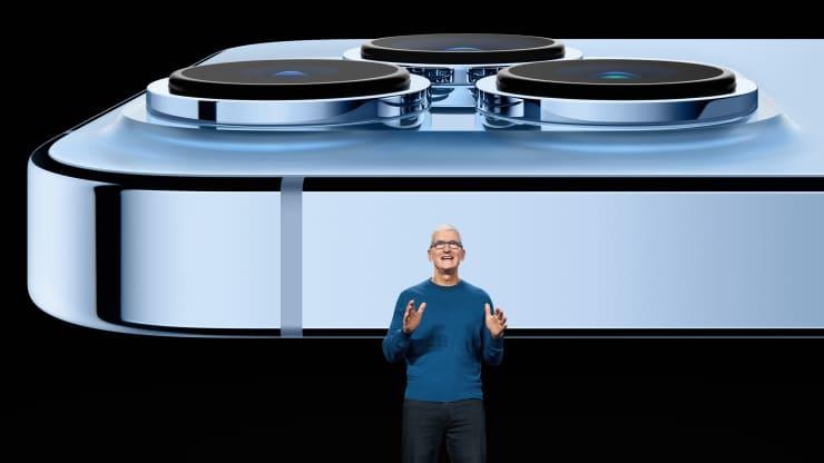苹果秋季发布会的亮点都在这里!旗舰iPhone 13系列、新款iPad及Mini、第七代智能手表