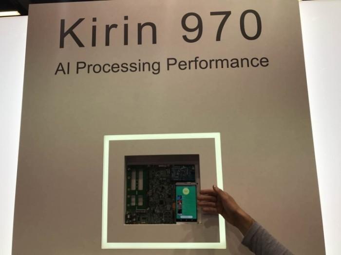 华为发布全球首款手机AI芯片 - 木买蚂蚁 - hfzhangping的博客