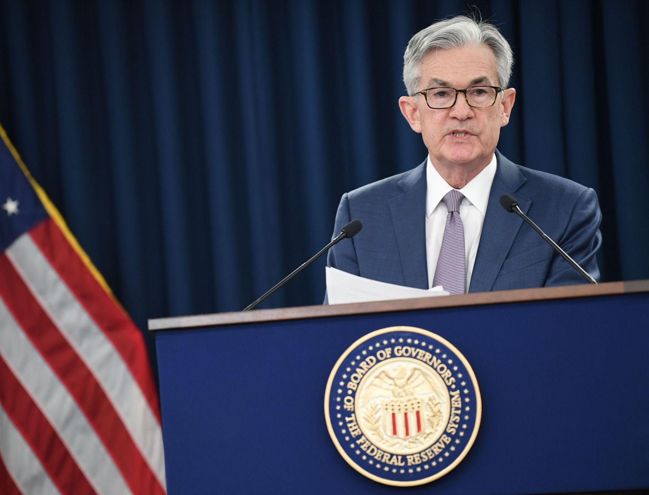 美债|鲍威尔也救不动了?10年期美债收益率突破1.7% 创一年新高