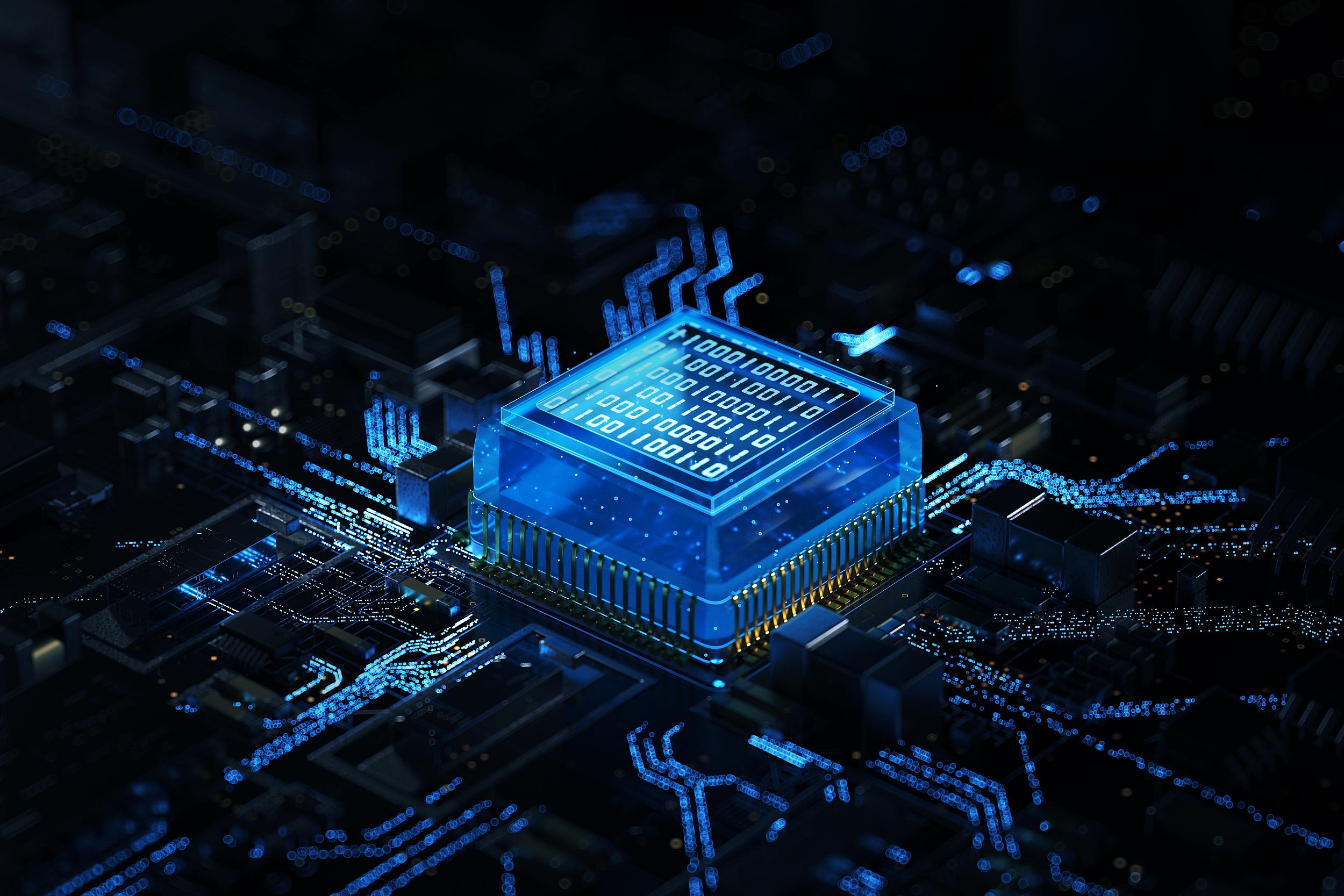 芯片 三星3纳米芯片成功流片 有望明年实现量产