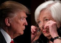 耶伦再挺美联储: 总统抨击美联储政策是不明智的