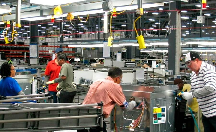 美国6月工业产出增长不及预期 制造业中汽车成重要拖累