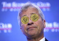 跟比特币杠上了!小摩CEO再喷数字货币若发展过大会被政府叫停