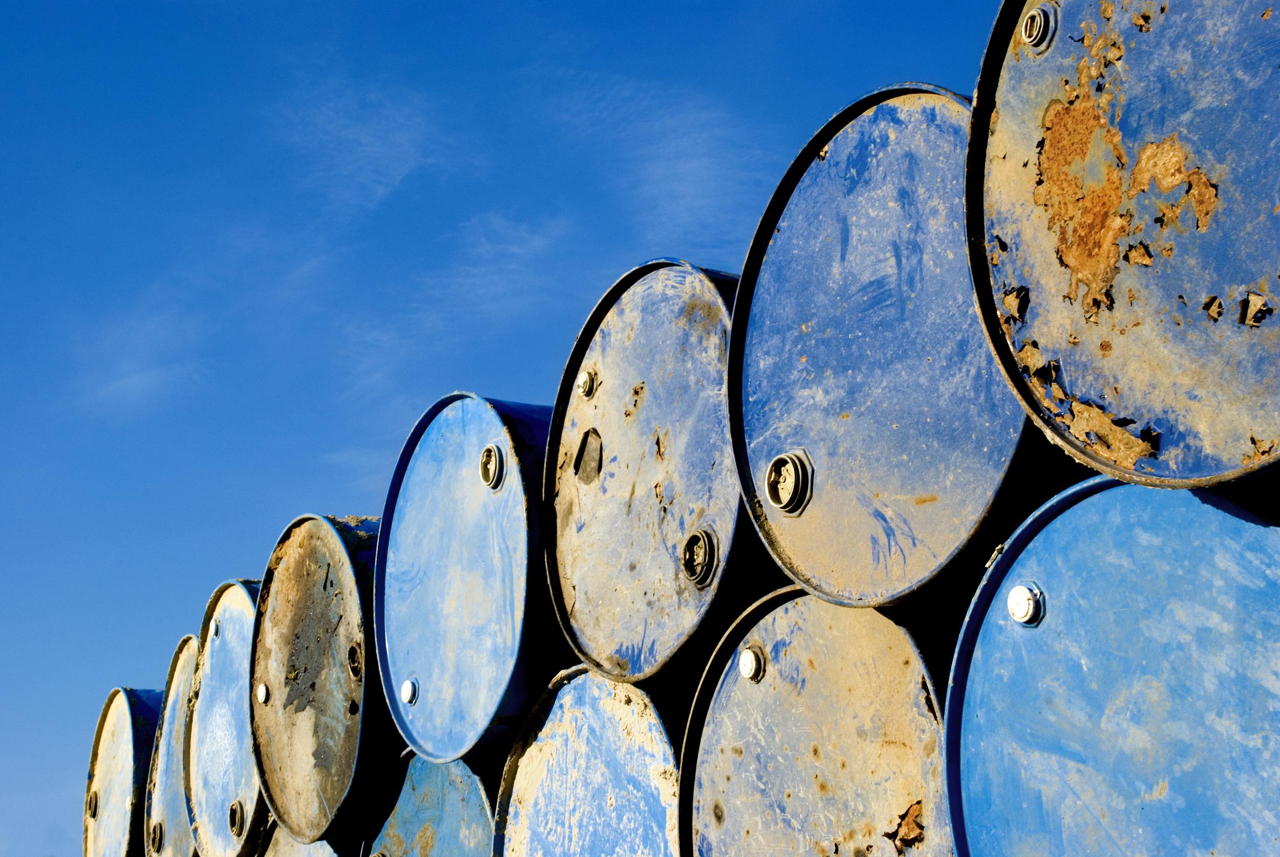 原油盘中跌超3% 俄官员据称透露伊核谈判取得重大突破