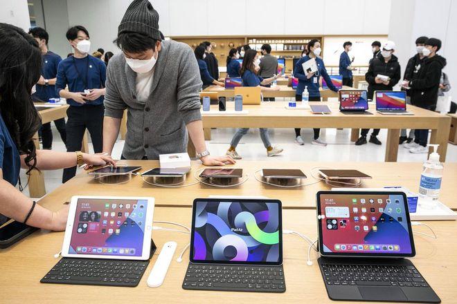 苹果|4月将推出高端iPad
