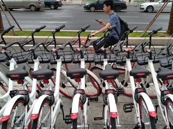 背靠腾讯大战ofo,摩拜单车完成超6亿美元融资