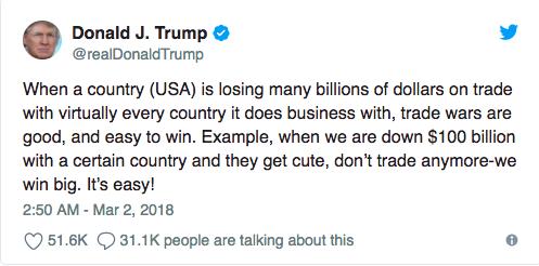 """美国商务部长:钢铁、铝关税对物价影响""""微乎其微""""插图"""